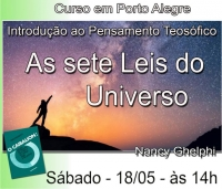 Curso As Sete Leis do Universo